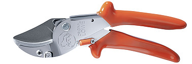 LÖWE 10.107 - Anvil pruner with curved blades